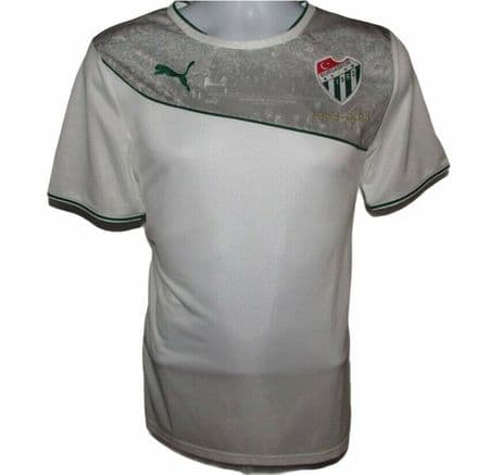 2013-2014 Bursaspor Away Football Shirt, Puma, Medium (Mint Condition)